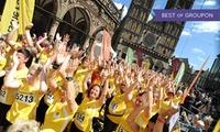 Startplatz inkl. T-Shirt und Zeitmesser für den Ladies Run in Köln, Dortmund, Bremen, Leipzig und Wiesbaden (41% sparen)