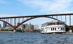 Padelford Riverboats : Sightseeing Boat Tour for Two or Four or Margaritas River Cruise from Padelford Riverboats (Up to 48% Off)