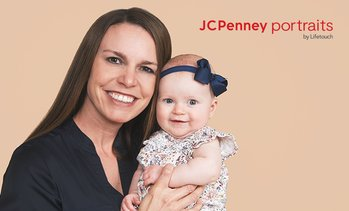 Up to 88% Off Photography Shoot Package at JCPenney Portraits