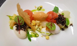 Ma Passion: Menu gastronomique plusieurs plats de luxe pour 2, 4 ou 6 personnes, pour 99 € chez Ma Passion