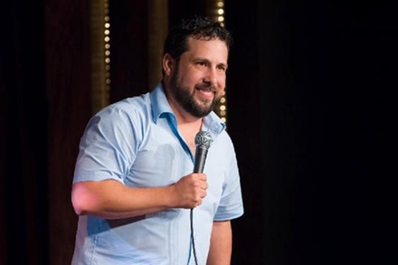 Comedian Steve Treviño on May 6 at 8 p.m.