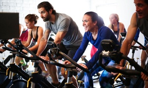 Recess Endurance Training: 5 or 12 Cycling Classes at Recess Endurance Training (Up to 69% Off)