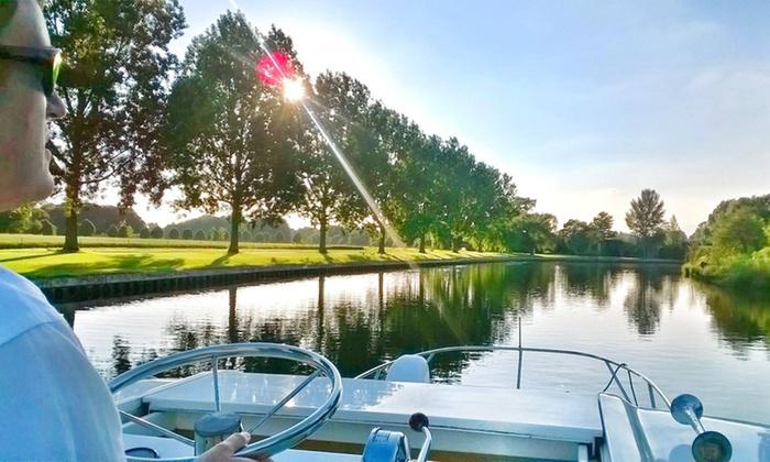 Le Boat - Surbiton: Destinations européennes : Croisière en bateau à travers la Belgique, les Pays-Bas, l'Angleterre, La France et l'Irlande