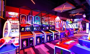 52% Off Arcade Game Card at AMF at AMF, plus 6.0% Cash Back from Ebates.