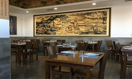 Buffet asiático a la carta para 2 personas en ChangQi SushiBar (con 37% de descuento)