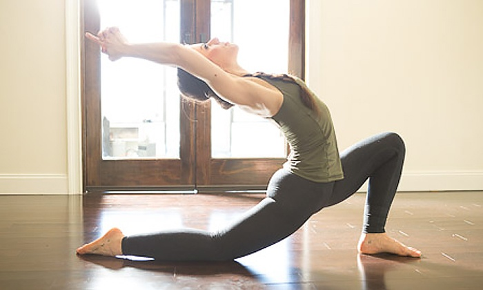 Root Hot Yoga - Marlboro: 10 or 20 Classes at Root Hot Yoga (Up to 75% Off)
