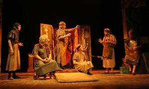 Scèche Spìrre Shake: Scèche Spìrre Shake l'8 e il 9 ottobre al Teatro Abeliano di Bari (sconto 50%)