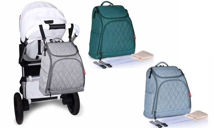 Multi-Functional Diaper Bag from £19.99