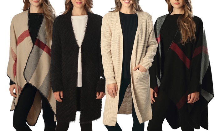Women's Long Sweaters