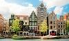 Amsterdam : chambre twin Business ou Suite Junior King avec option pdj