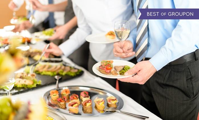 Catering okolicznościowy dla 5 osób za 169 zł i więcej opcji w Catering SAAS
