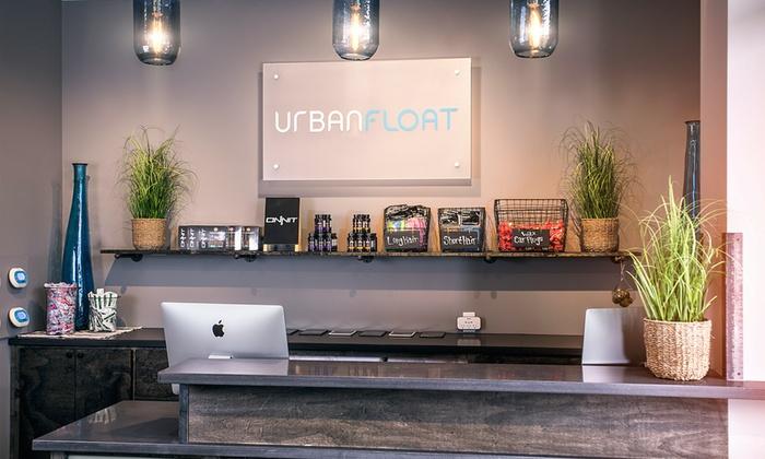 Urban Float Houston Heights Houston TX Groupon