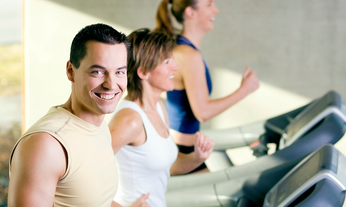 Real Fitness - Stoneham: $27 for $54 Groupon — Real Fitness