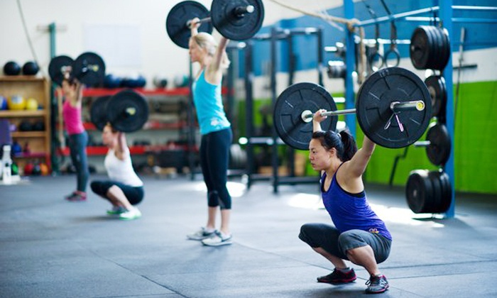 Crossfit Portland - Kerns: $225 for 10 Jump Start CrossFit Classes at Crossfit Portland ($250 Value)