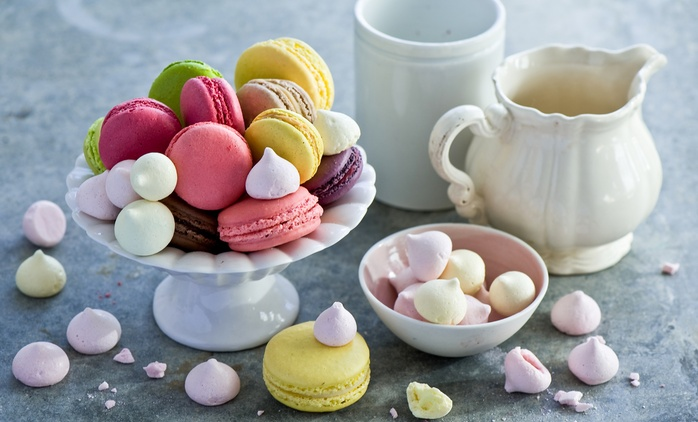 Macaroon Making Class from £29 at The Smart School of Cookery (71% Off)