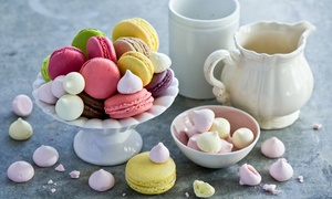 The Smart School of Cookery: Macaroon Making Class from £29 at The Smart School of Cookery (71% Off)