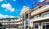 Van der Valk Resort Linstow - Dobbin Linstow: Meck.Pomm.:3-5 Tagezu zweit/drittim DZ oder Apartment inkl. HP und Erlebnisbad im 4* Van der Valk Resort Linstow