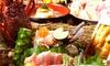 大阪府/京橋 ≪新鮮魚のお造り3種盛り・鮪の炙りなど7品+飲み放題180分≫