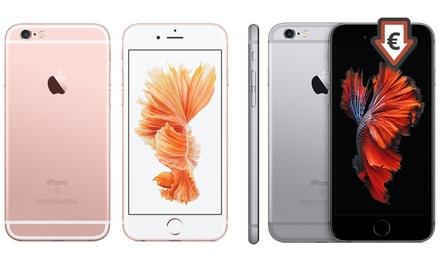 Apple iPhone 5S, 6 ou 6S reconditionnés,avec film protecteur d'écran en verre trempé offert dès 219 €, livraison offerte