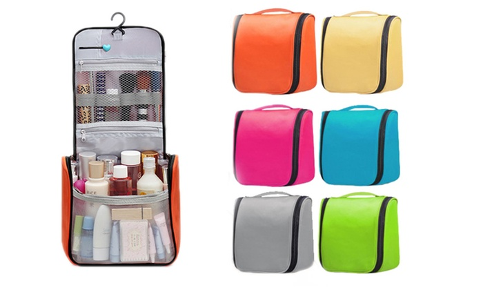 Ever Mercantile Limited: $19 for an Extra-Large Waterproof Toiletry Bag