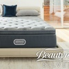 Beautyrest Silver Luxury Firm Pillow Top Mattress Set. Free Delivery.