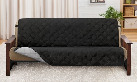 Couch Guard Reversible Futon Cover