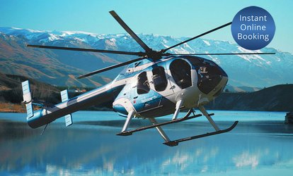 Helicopter Flight: 20-Min for 1 ($189) or 4 Ppl ($749), or 45-Min for 1 ($255) or 4 Ppl ($1,015) with Heliview Flights