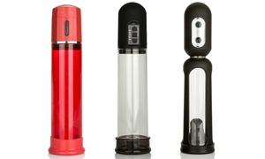 Cal Exotics Powered Pumps from Cal Exotics