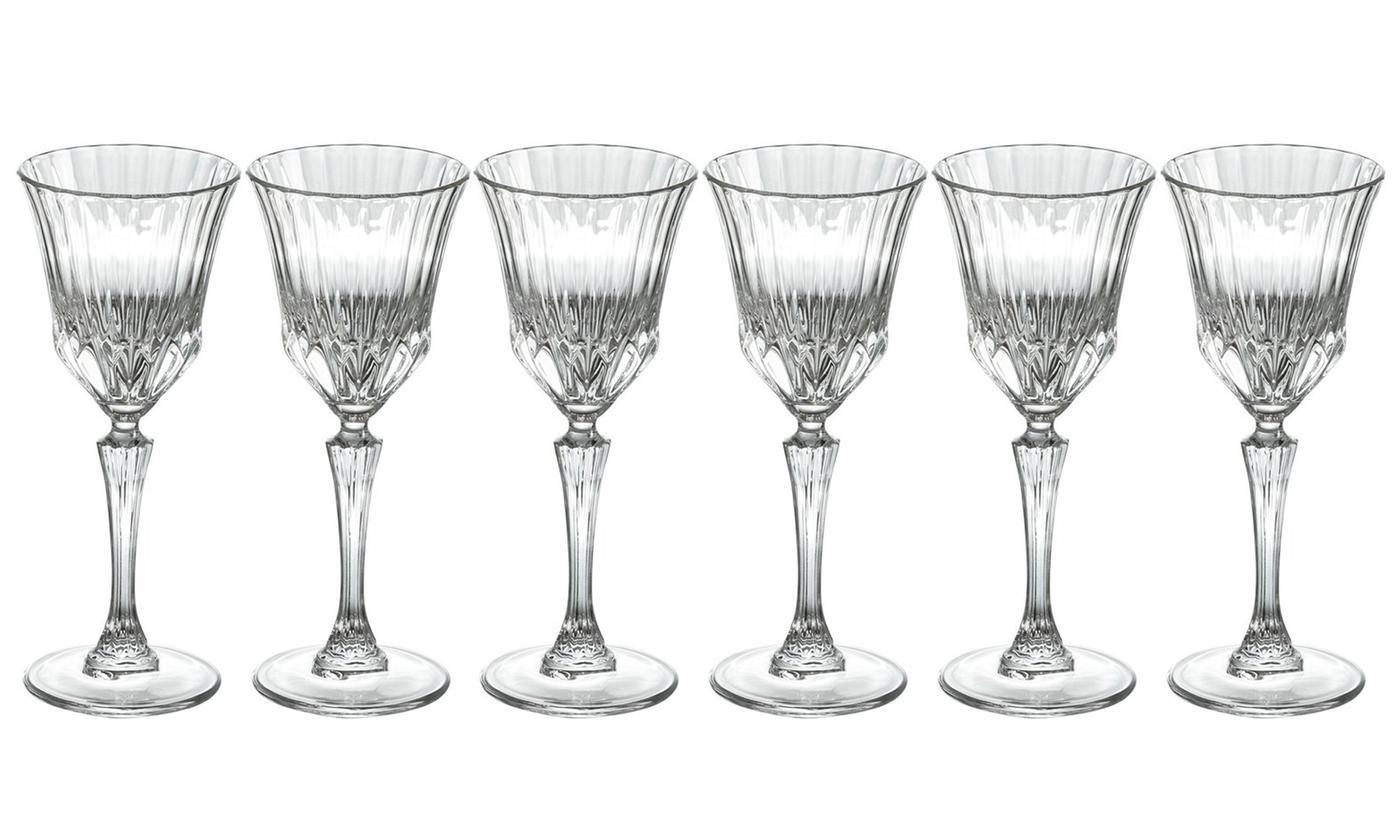 RCR Crystal Wine Goblet Set