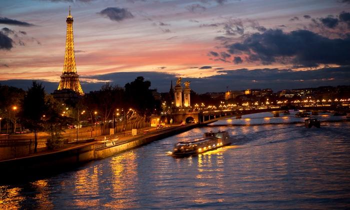 Groupon Hotel Parigi