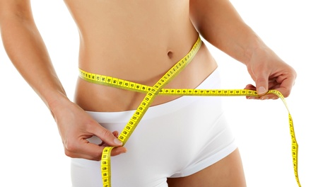 One, Three, or Six Laser-Lipo Sessions On Two Areas at The Slim Co (Up to 87% Off)