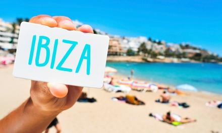 ✈ Spanje, Ibiza Fly & Drive: 4 of 7 nachten in 4* Hotel Tres Torres met ontbijt, huurauto en vlucht vanaf AMS/EIN