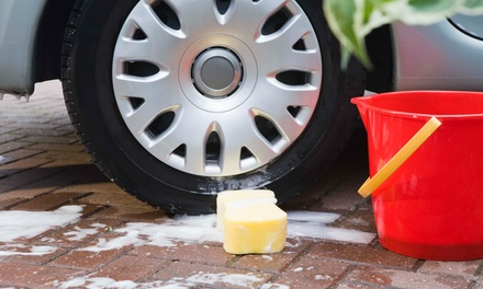 $100 for $200 Worth of Car Care — Squeaky Clean auto detailing & Carpet & upholstery cleaning