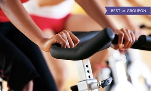 Vibez Studio: 3 Spinning Classes at Vibez Studio (Up to 49% Off)