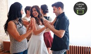 Galpão Lu Dança: Galpão Lu Dança – Santa Efigênia: 1, 3 ou 6 meses de dança de salão ou zumba