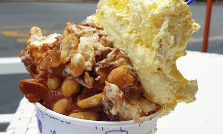 ? Gelato artigianale, 500 gr, 750 gr o 1 Kg ,alla gelateria Gelobaleno (sconto fino a 43%) Prenota&Vai!