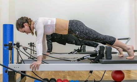 One, Five or Ten Semi-Private Reformer Pilates or Reformer  HIIT Classes at SW1 Fitness (Up to 60% Off)