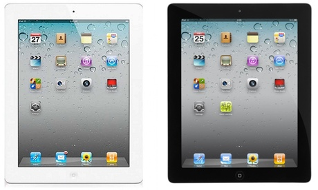 """Apple iPad 2 16GB 9.7"""" WiFi Tablet (Refurbished A-Grade) with MFI Certified charging cable and adapter 36437b28-34ca-11e7-92c9-00259060b5da"""