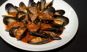 Cucina Bella : $16 for $30 Worth of Italian Food and Drinks at Cucina Bella in Algonquin