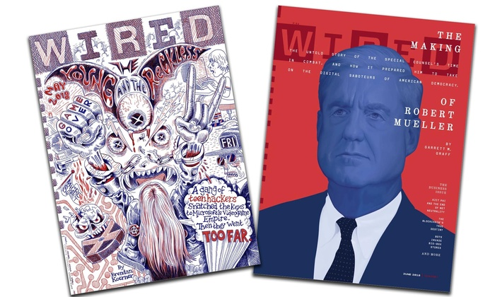 Wired Magazine Subscriptions | Wired Magazine From 5 Groupon