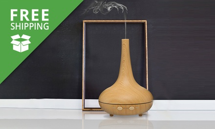 Free Shipping: $39.95 for a Milano Décor Aromatherapy Diffuser with a 3Pack of Essential Oils Don't Pay $129