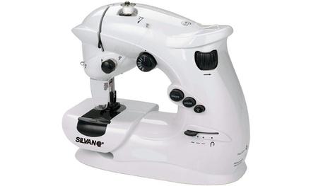 Máquina de coser Silvano 7 puntadas