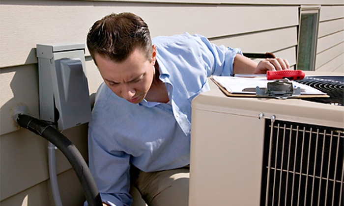 Vander Hyde - West Grand: $39 for a Heating or A/C Tune-Up from Vander Hyde (a $177 Value)