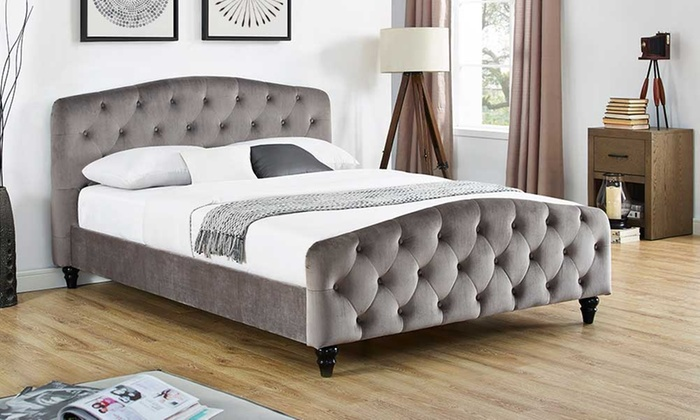 sinartra fabric bed frames