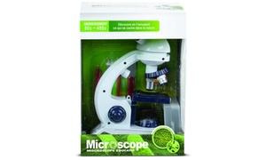 Microscope rotatif à 360 degrés