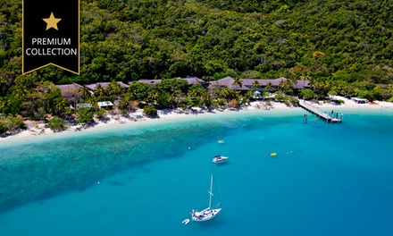 Fitzroy Island: 2 or 5 Nights for Two with Breakfast, Late Check Out and Transfers at Fitzroy Island Resort