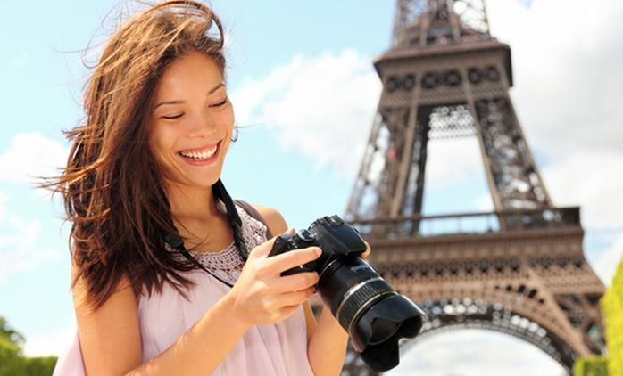 Tagesausflug nach Paris für 1 Person mit Hin- und Rückfahrt im Reisebus inkl. Stadtrundfahrt und opt. Bootsfahrt