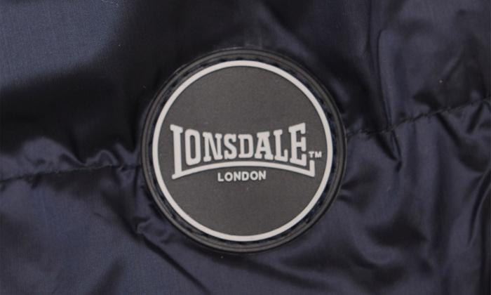 uk availability 63c7d d60e3 Fino a 42% su Piumino 3/4 da donna Lonsdale | Groupon