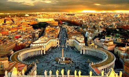 Roma: camera doppia con colazione per 2 persone iH Hotels La Mela