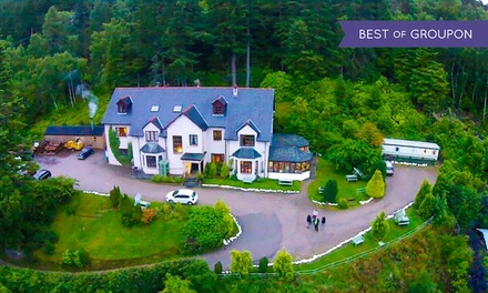 Loch Ness: 13 Nights for Two with Breakfast and ThreeCourse Dinner at The 4* Craigdarroch Inn